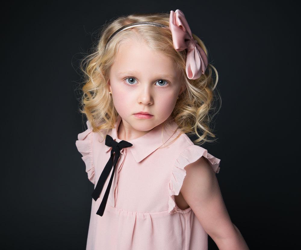 Nottingham photographer child model portfolio