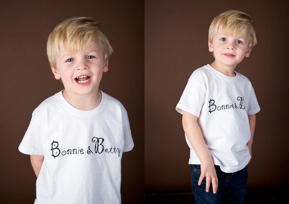 Agency child model portfolio shoot