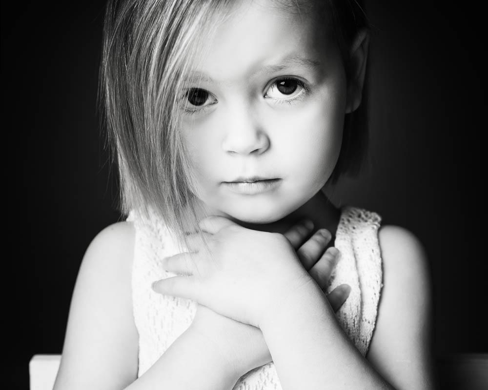 Black and white portraits Nottingham