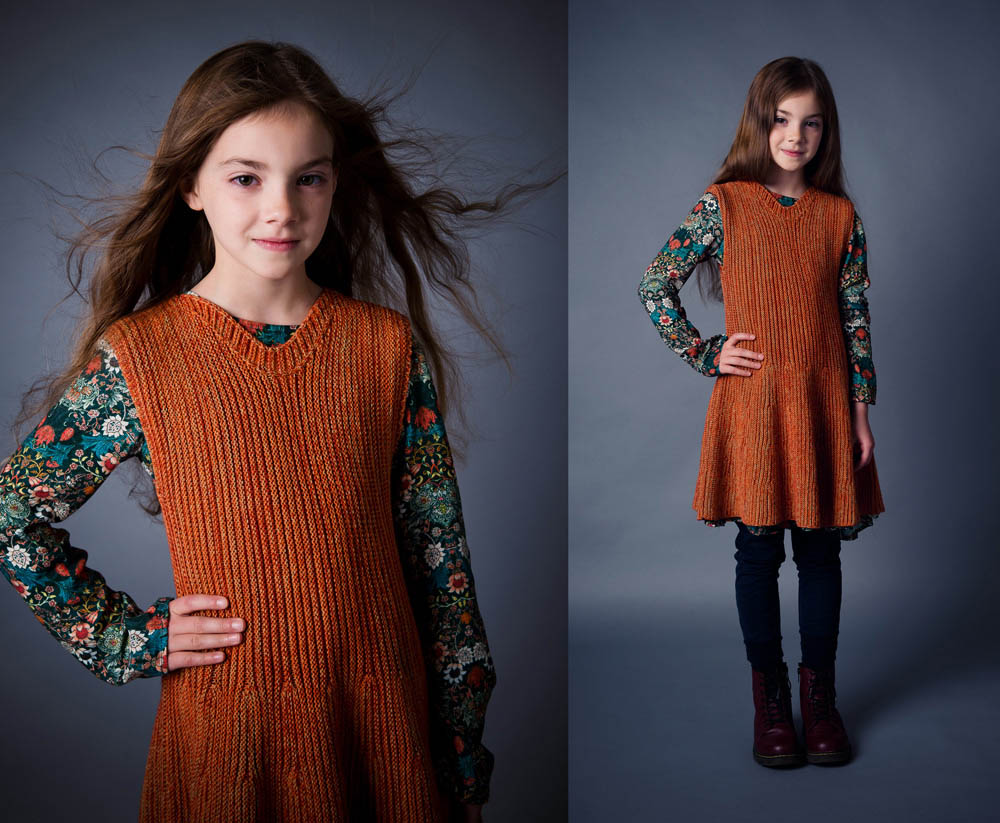 Child model portfolio photographer Nottingham