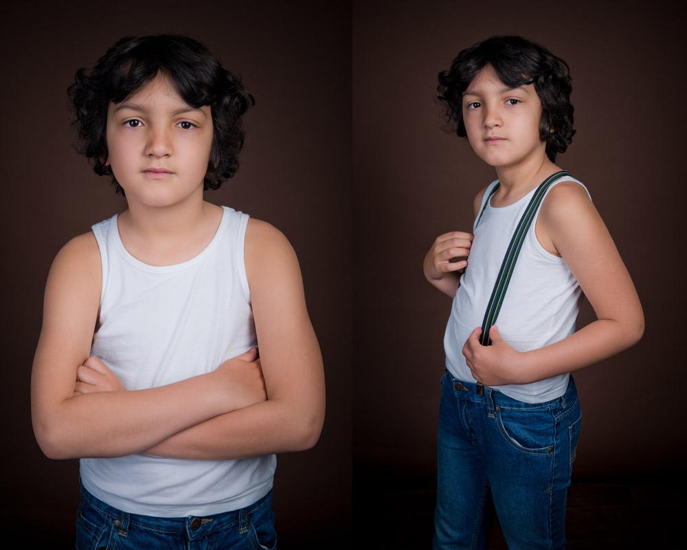 Children portrait photographer Nottingham