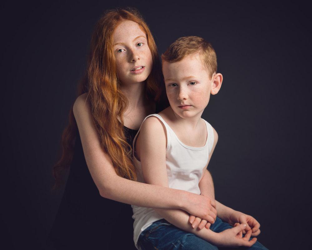 Siblings photo shoot | Focus and shoot Photography Beeston, Nottingham
