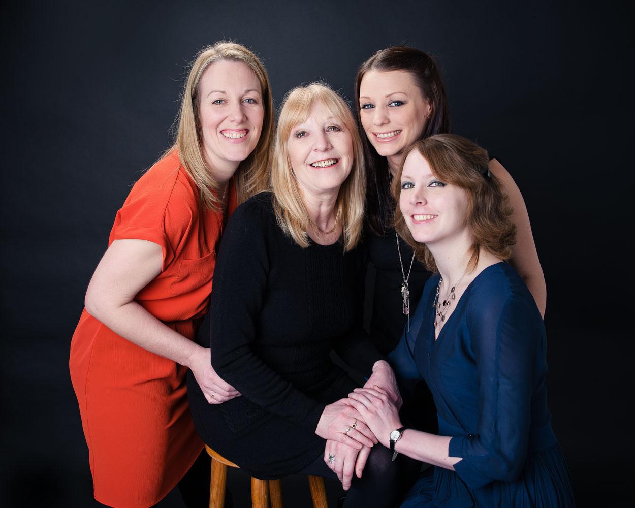 Family photoshoot Nottingham photographer photo studio photography Beeston Nottinghamshire Derby