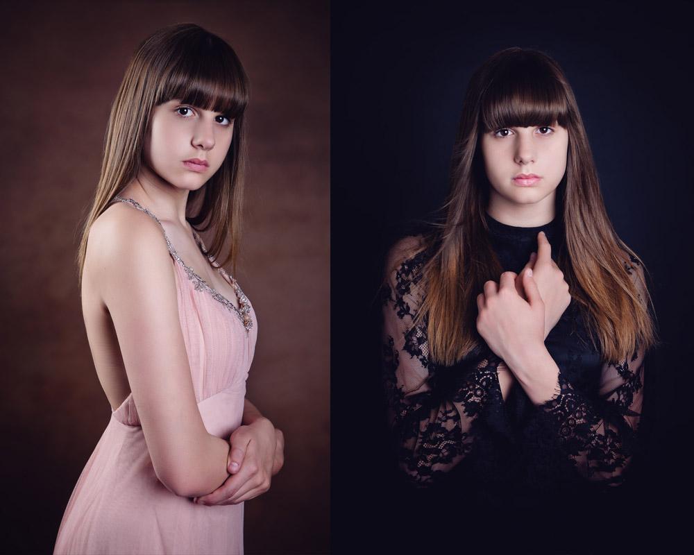 teen model headshots portfolio photoshoot Nottingham photographer