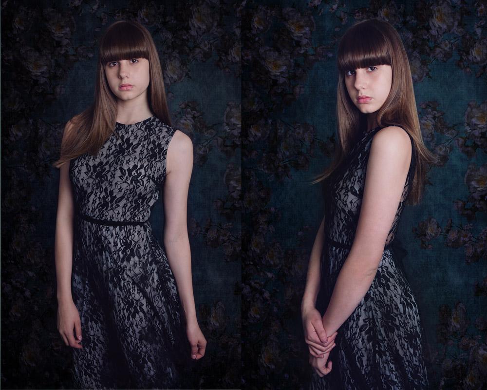teen model photoshoot Nottingham photographer