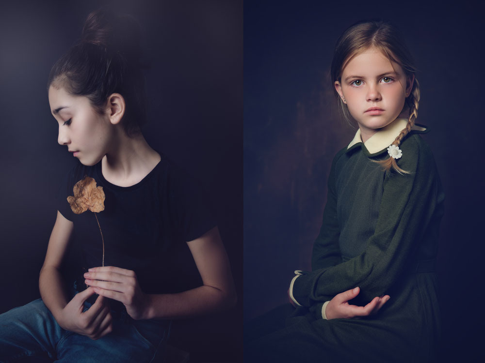 Fine art children photography Nottingham