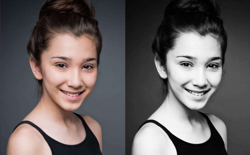 Nottingham photographer child actor model portfolio headshot headshots