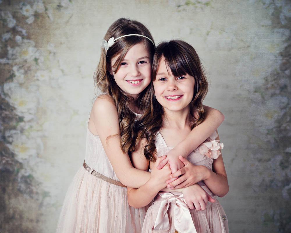 sisters photoshoot Nottingham