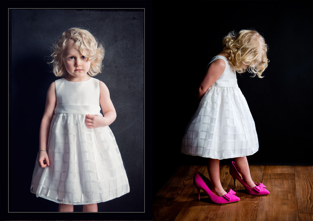 Nottingham photo studio children portraits