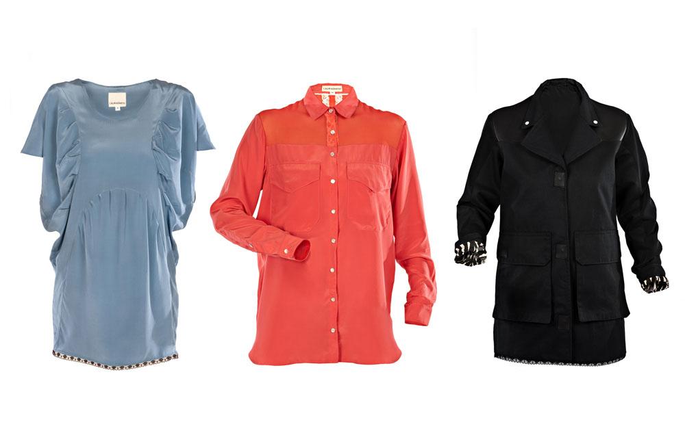 Product model photography clothing range, Nottingham photographer