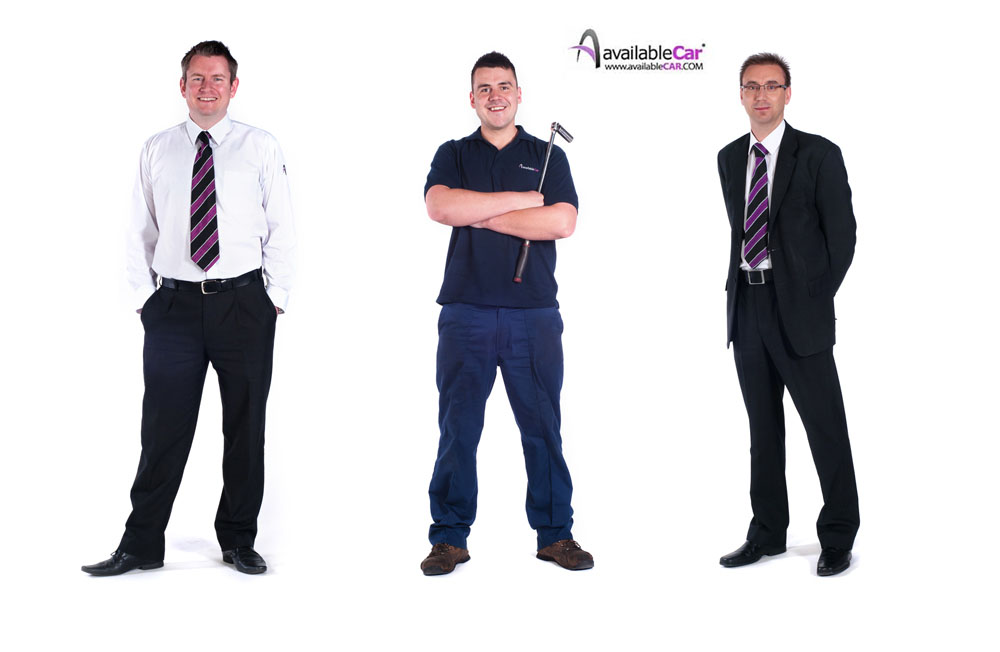 Commercial photoshoot for Available car, Nottingham photographer