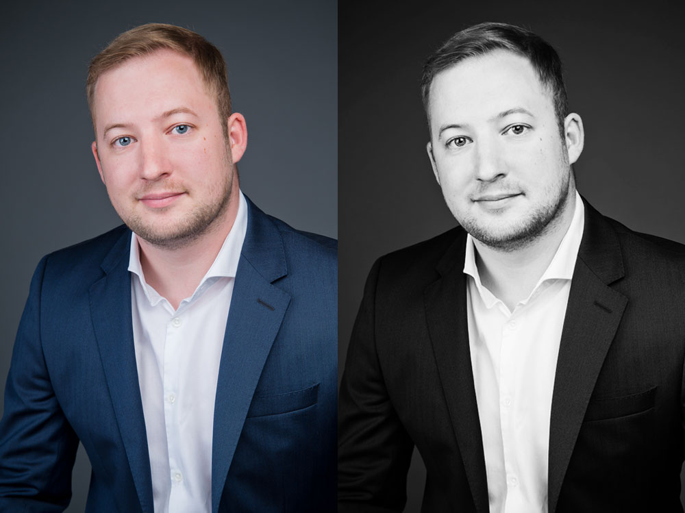 Business portraits and corporate headshots Nottingham, Focus and shoot photography