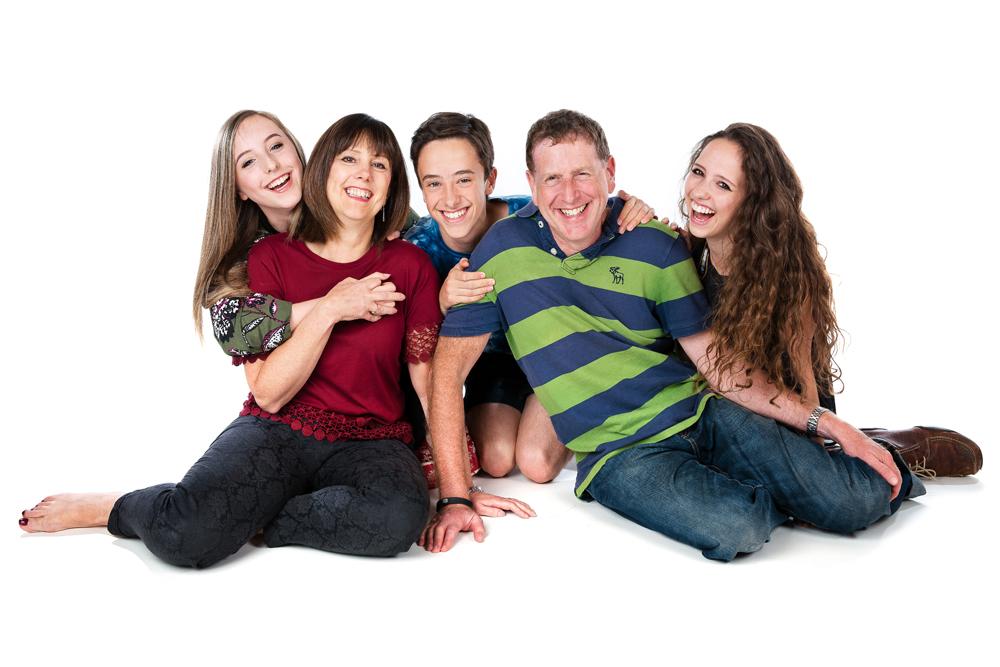 Family photoshoot Nottingham Beeston Photographer