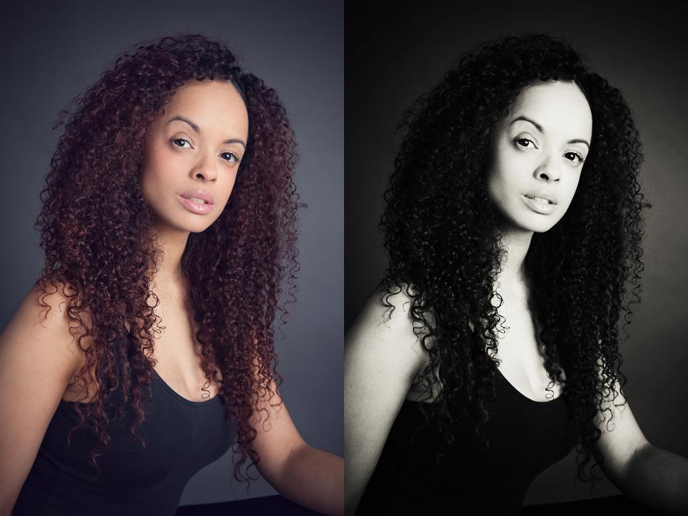 headshots actors models portfolio photoshoot