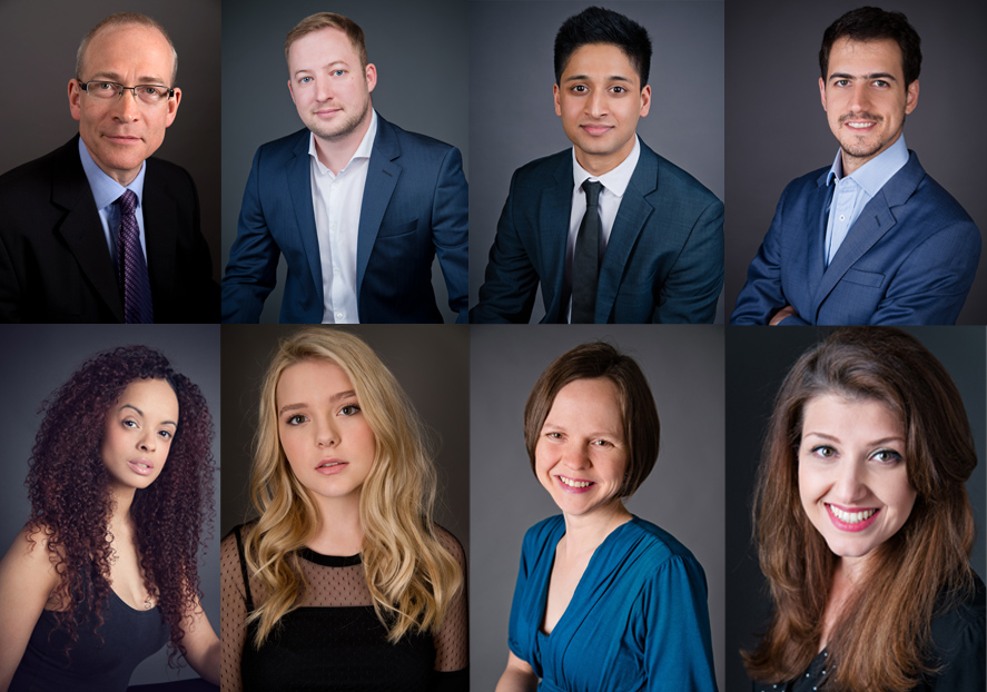 Professional headshots for business and acting Nottingham