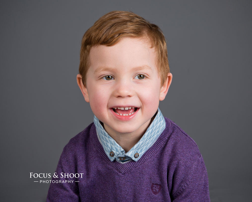 Children portrait photographer Beeston, Nottingham