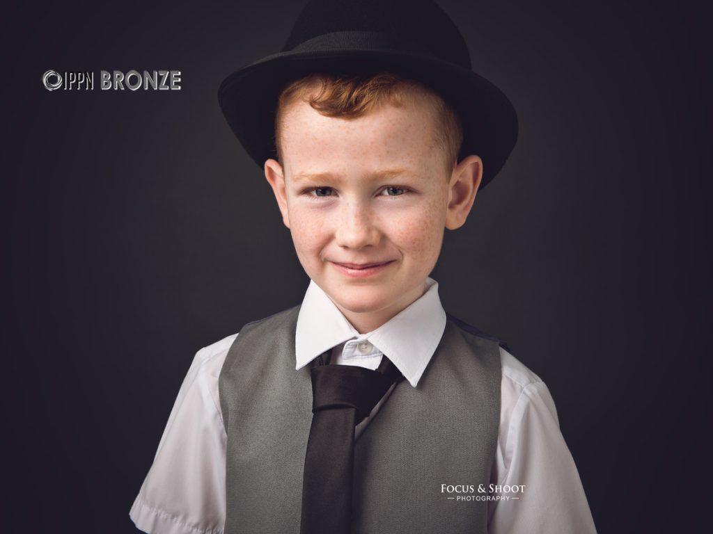 Award winning image, fine art portrait photography Nottingham