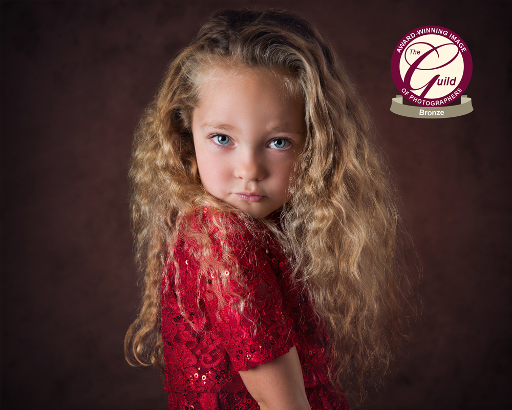 Award winning image, fine art portrait photography Nottingham