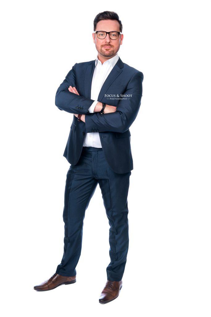 Modern Headshots for Business, LinkedIn and Personal Branding Nottingham