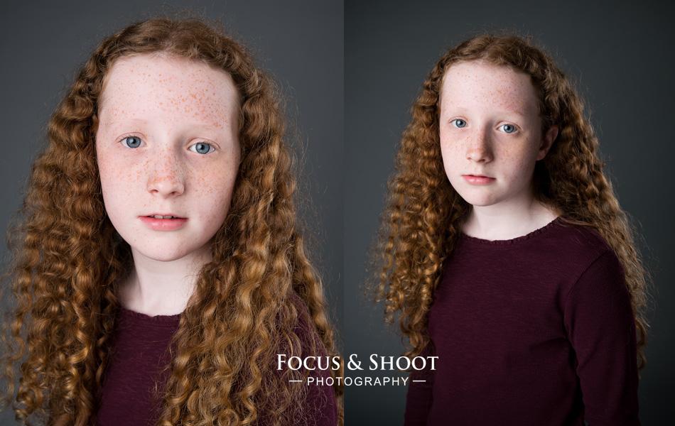 Children headshots for acting, modelling, spotlight and agencies Nottingham