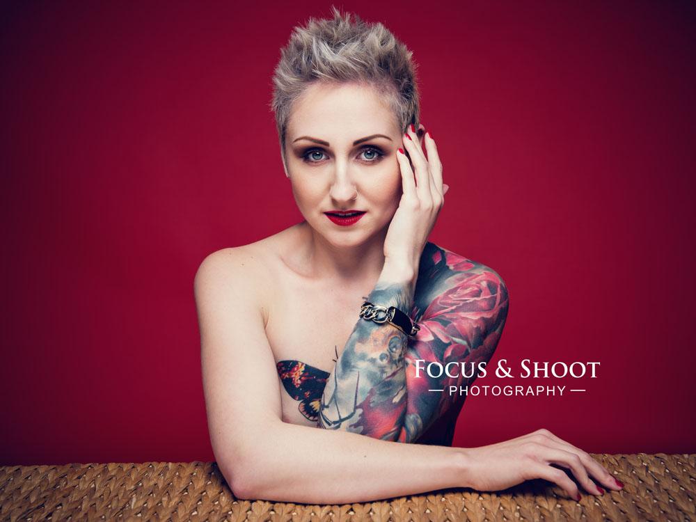 Nottingham glamour photography