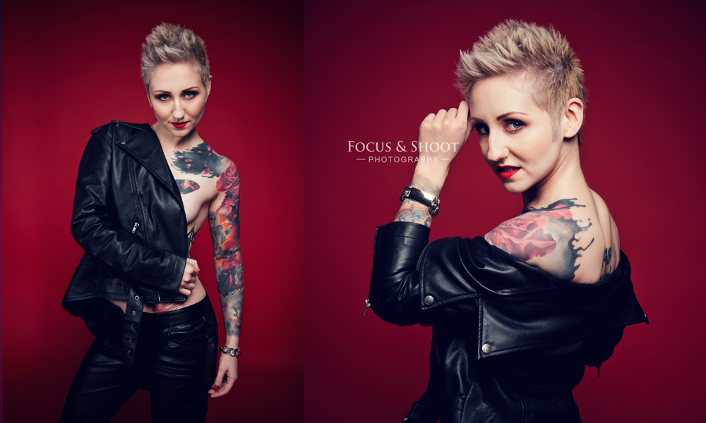 Nottingham fashion, beauty and glamour photography