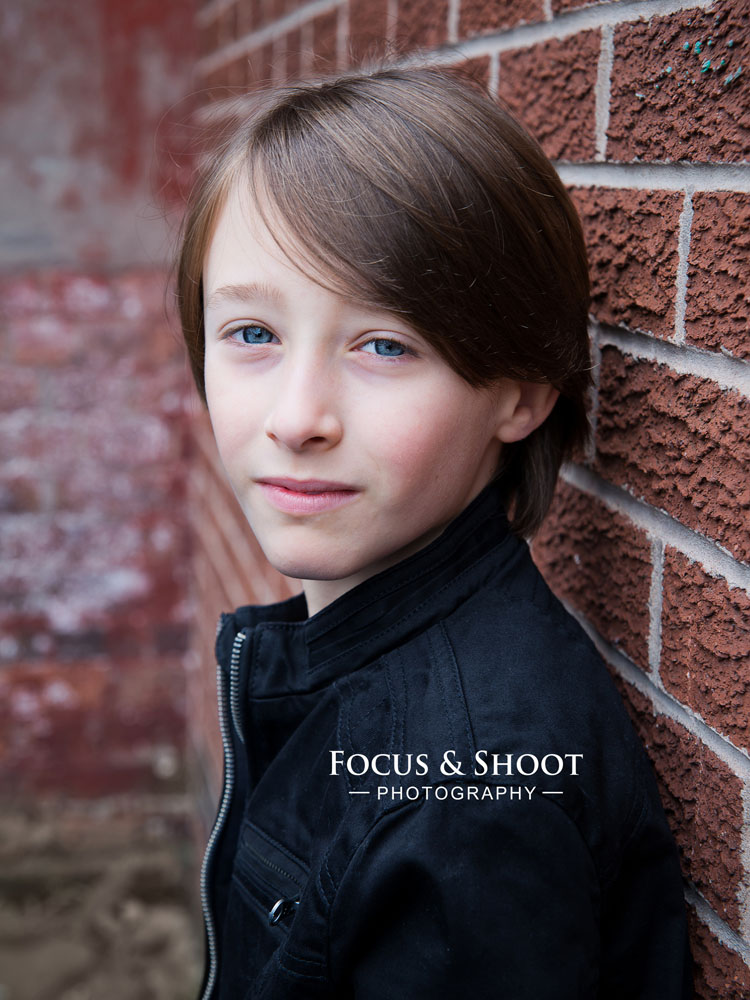 Child actor headshots updates Nottingham