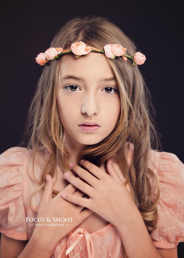 Children portraits Nottingham