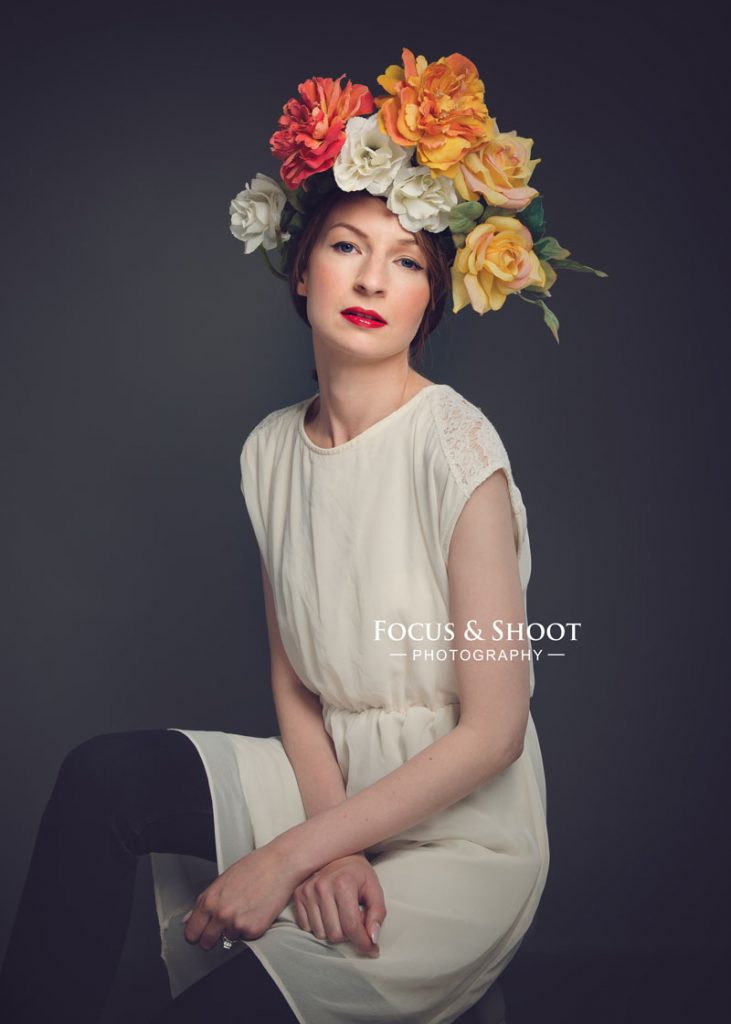 Model Portfolio photographer Nottingham