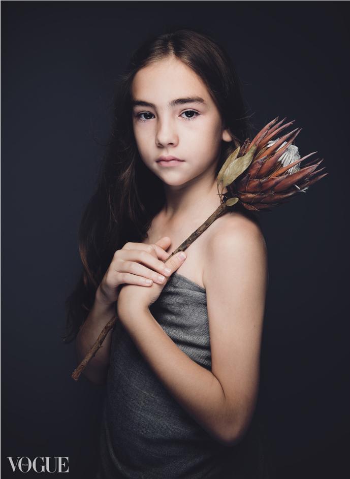 Photo Vogue Italia published photographer Nottingham
